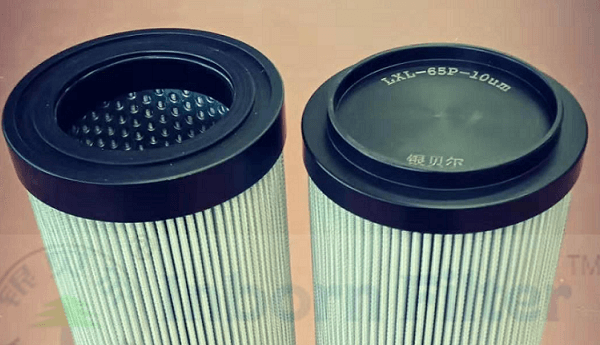 A variety of hydraulic filter elements collective shipment