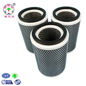 Use and classification of air filter elements